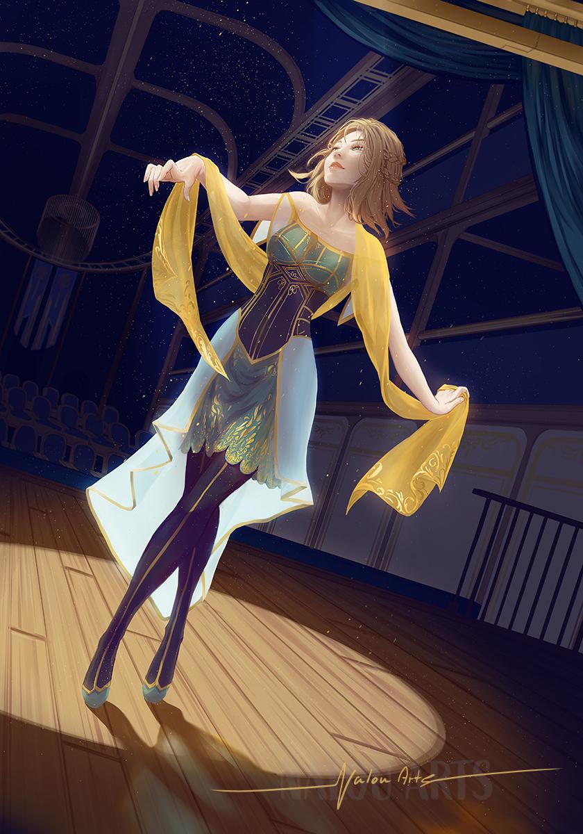 nalou_arts_ballerina