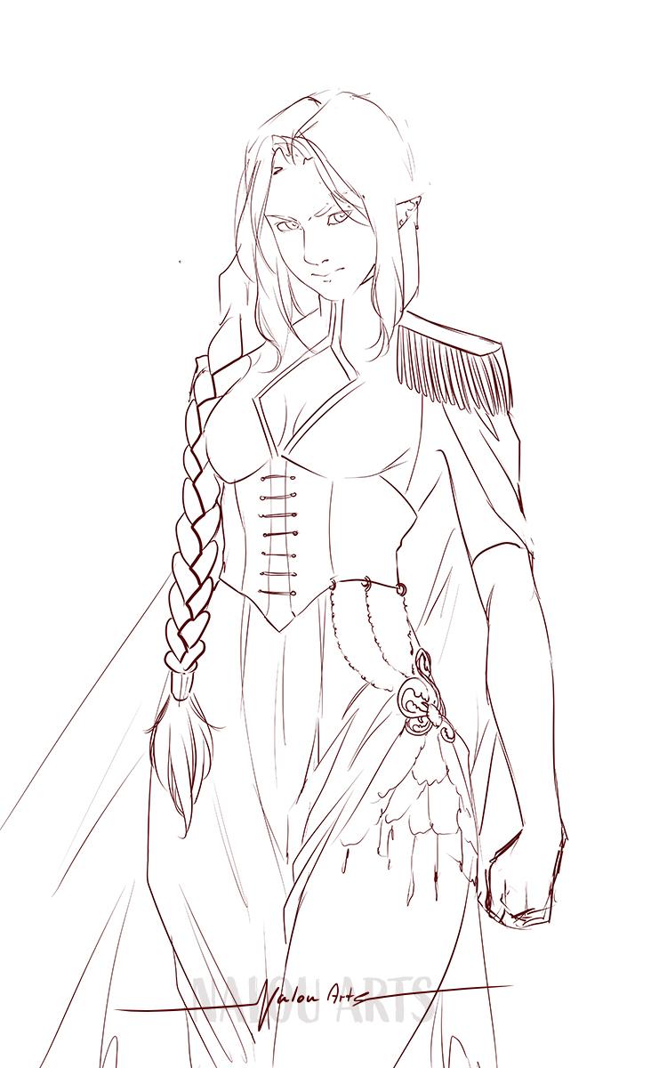nalou_arts_angry_sketch